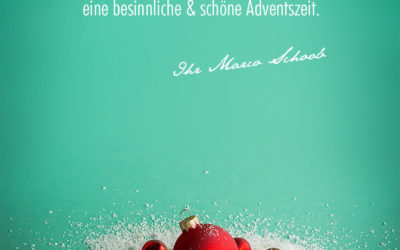 Frohe Adventszeit