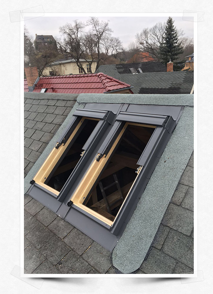 Gut bekannt Velux Dachfenster- Einbau | Marco-Schoob FD15
